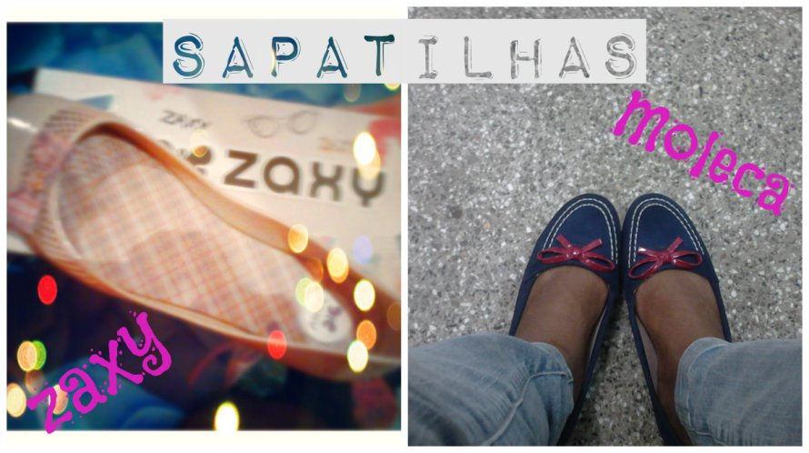 collage sapatilhas