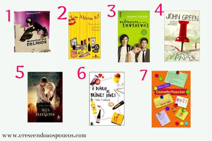 livros que li