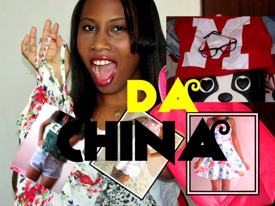 parceria da china
