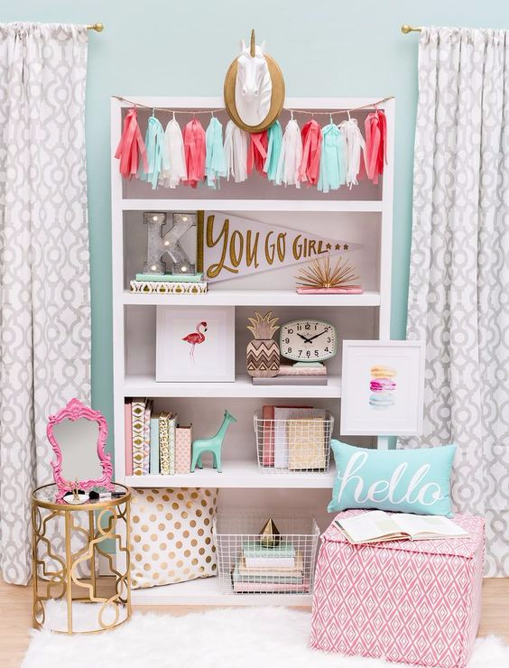 decoração-usando-tons-pastel-quarto