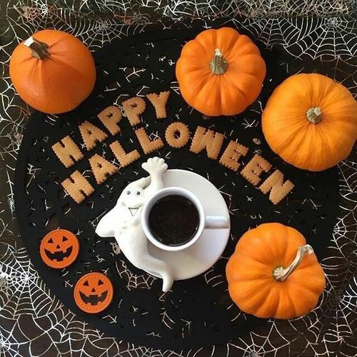 halloween-decoração