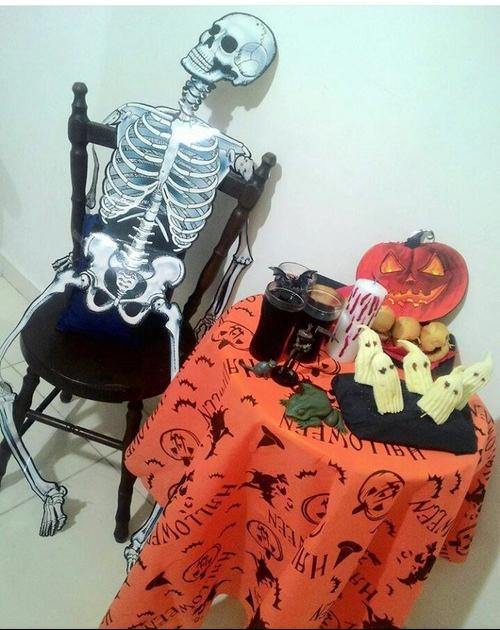 decoração-halloween