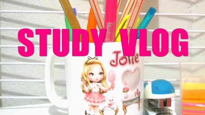 study-vlog
