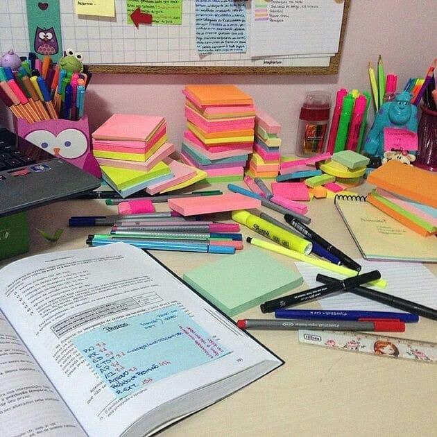 como-criar-um-instagram-de-estudo-studygram-study