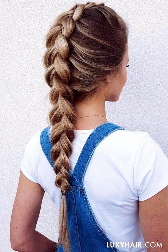 penteados-faculdade-cabelo-trança