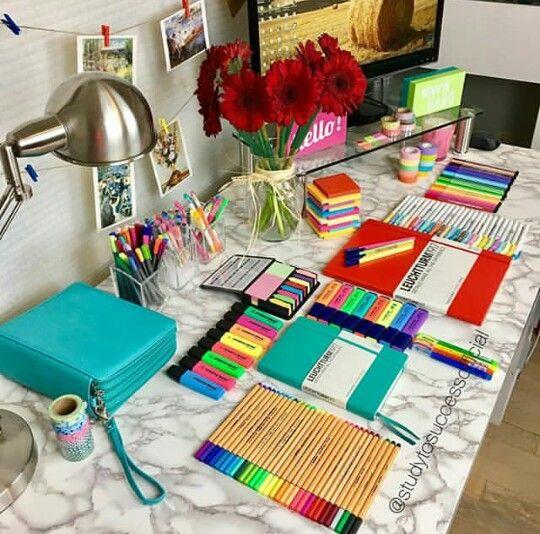 estudos-mesa-escrivaninha-organizar-cantinho