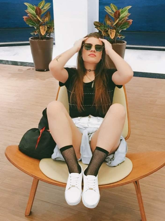 estilo tumblr look