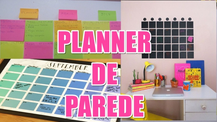 PLANNER DE PAREDE TUMBLR
