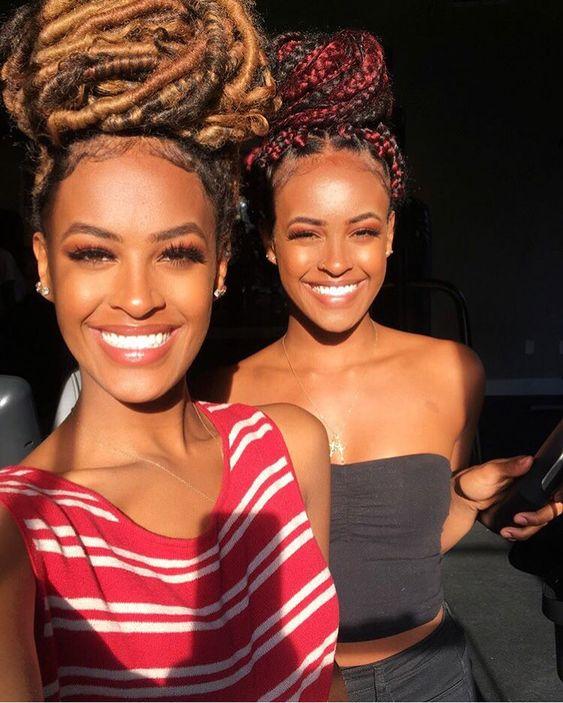 fotos tumblr box braids tranças cabelo #boxbraids #fotostumblr #tumblr #tranças