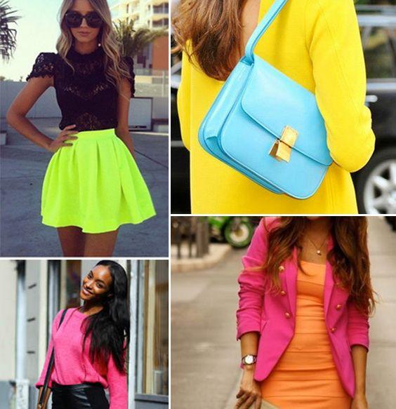 neon, moda, trend, como usar,