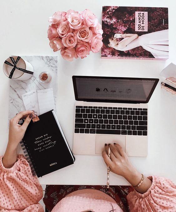 como organizo meu blog #dicas