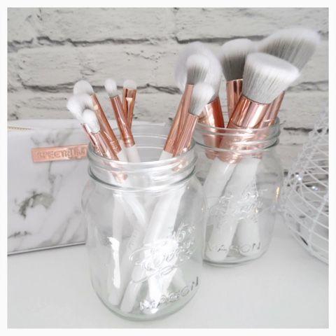 kit de maquiagem decoração