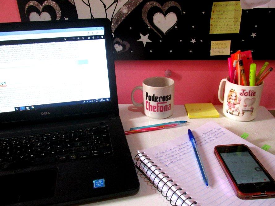 studyvlog estudando para o concurso do inss