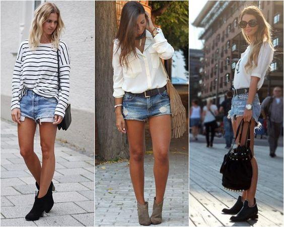 short jeans com