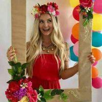 Faça uma festa tropical - inspirações