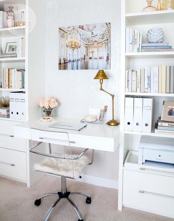 home office - decor - escrivaninha - decoração