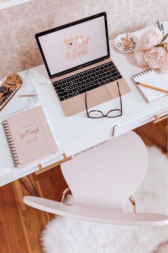 home office decor - escritório para quem trabalha em casa