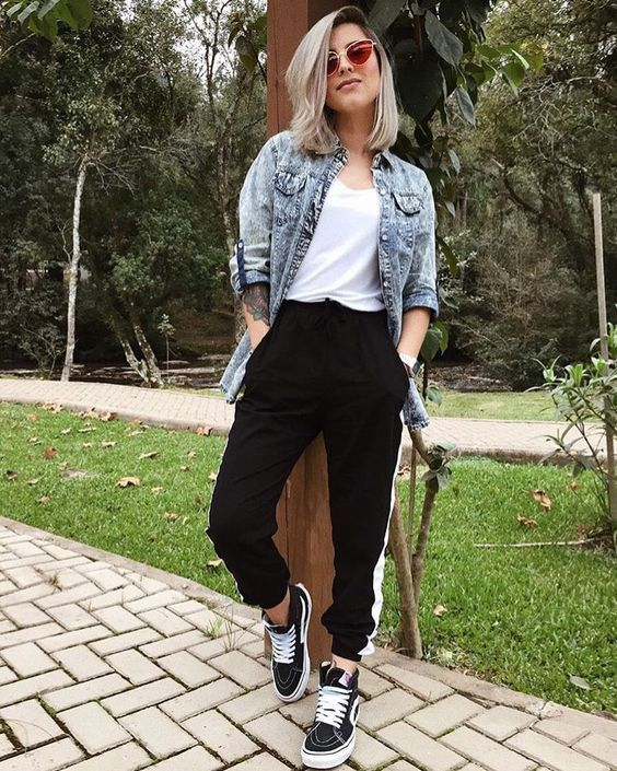 look minimalista #moda #fashion #lookdodia