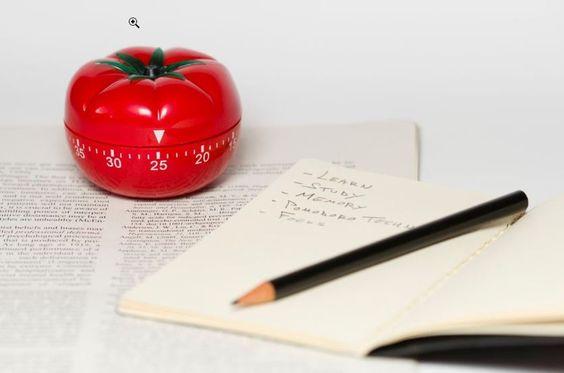 Como funciona a técnica pomodoro nos estudos