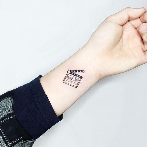 tattoo no pulso #tatuagemfeminina