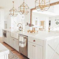 Cozinha dos sonhos - ideias de decoração