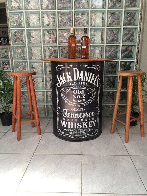 Como usar barril na decoração da sua casa