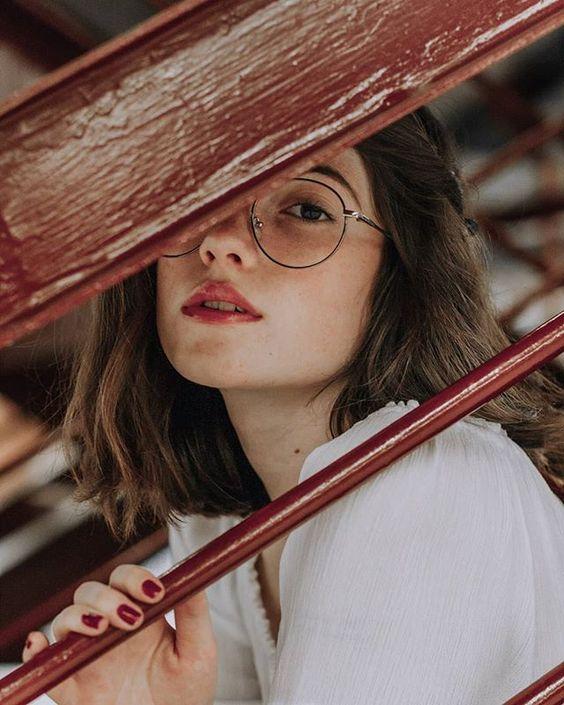 foto tumblr de oculos
