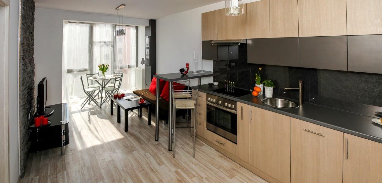 Como decorar um apartamento pequeno corretamente?