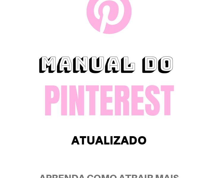 manual do pinterest atualizado
