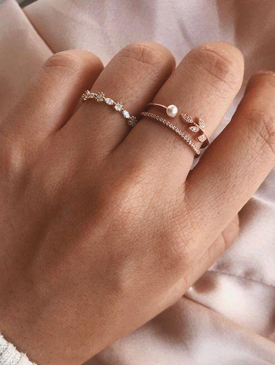como usar anel