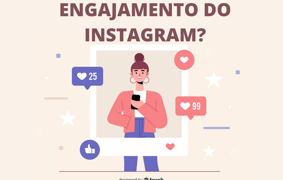 Como aumentar engajamento do instagram